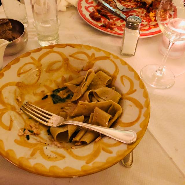Trattoria Dell'Arte, New York, NY