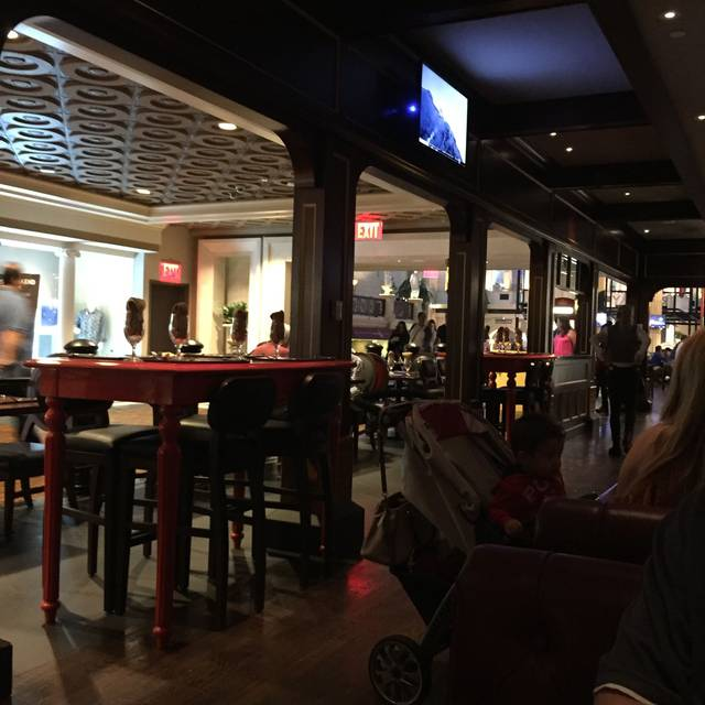 Gordon Ramsay Pub & Grill - Caesars Atlantic City, Atlantic City, NJ