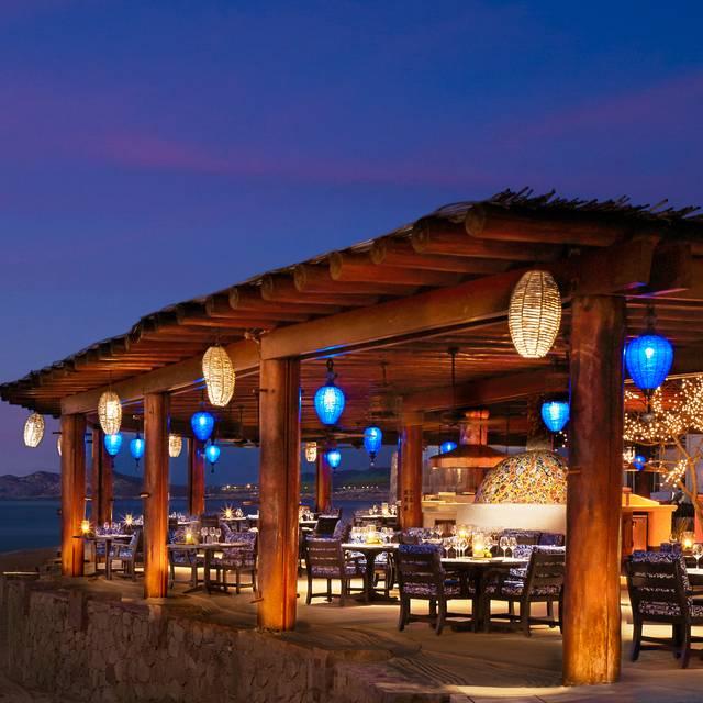 Sea Grill at Las Ventanas, Cabo San Lucas, BCS