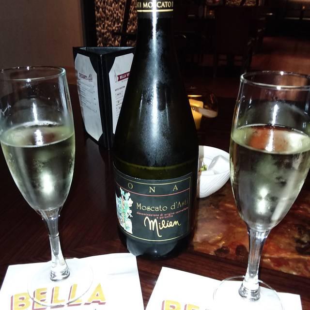 Bella Italiana at Potawatomi Bingo Casino, Milwaukee, WI