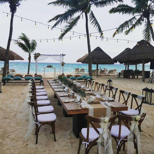Fuego Restaurante y Cantina @ Mahekal, Playa del Carmen, ROO