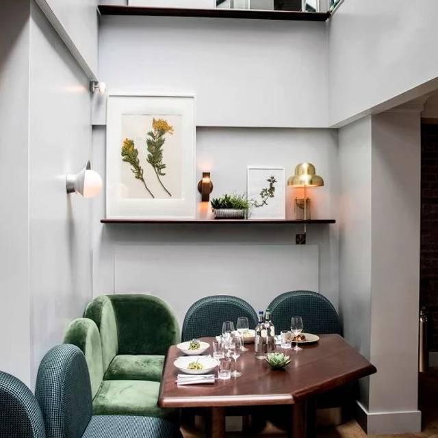 Henrietta - Henrietta Restaurant, London