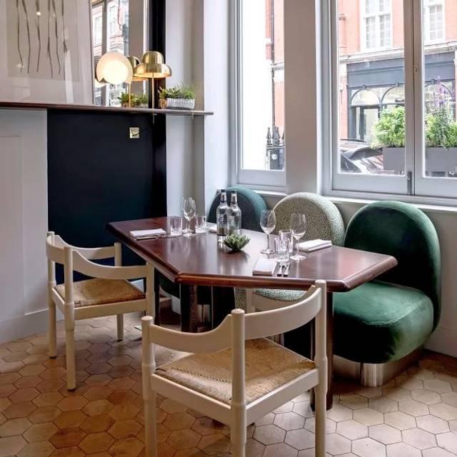 Lobby Henrietta - Henrietta Restaurant, London