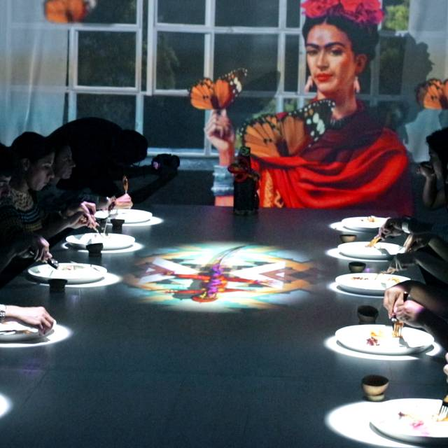 Frida Kahlo Restaurante - Playa del Carmen, Playa del Carmen, ROO
