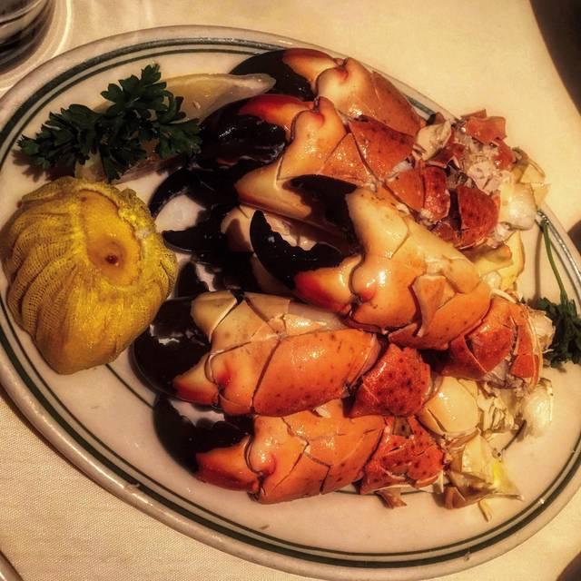Joe's Seafood, Prime Steak & Stone Crab - Las Vegas, Las Vegas, NV