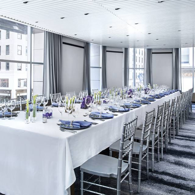 Private Dining at Langham Place, Fifth Avenue, New York, NY