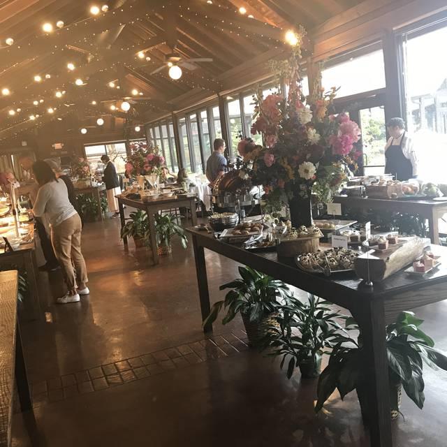 Deerpark Restaurant-Biltmore Estate, Asheville, NC