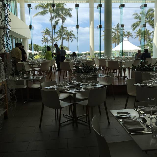 Terraces Restaurant - Sheraton Grand Mirage Resort, Main Beach, AU-QLD