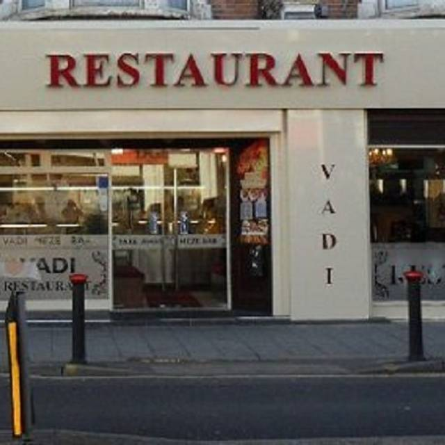 Vadi restaurant restaurante london opentable for A salon palmers green