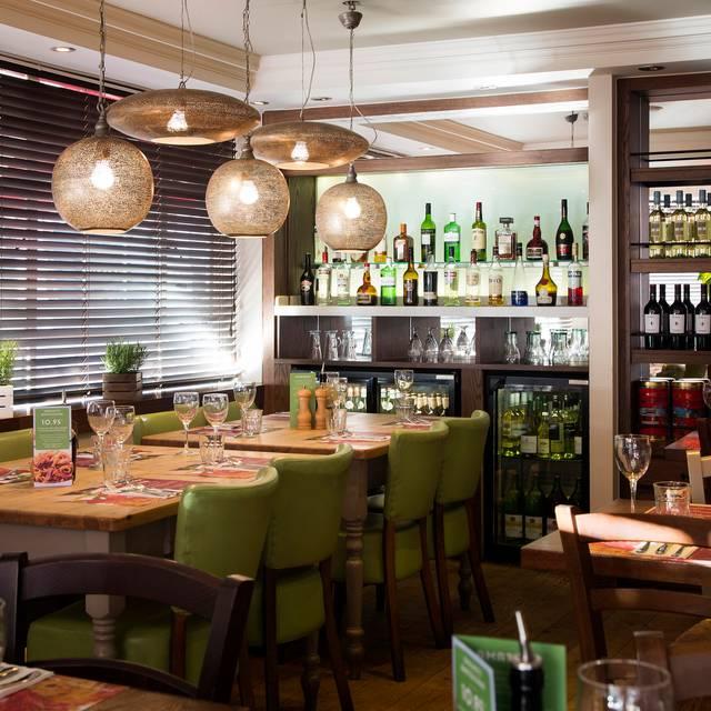 Spaghetti House Goodge Street, London
