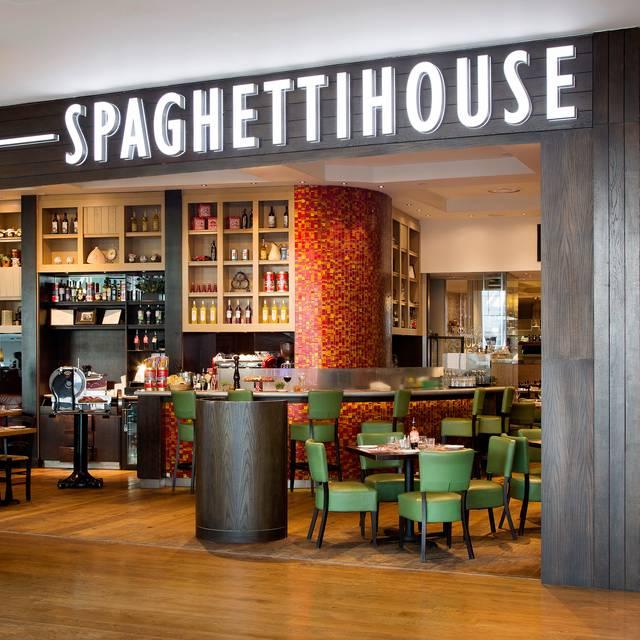 Spaghetti House Westfield, London