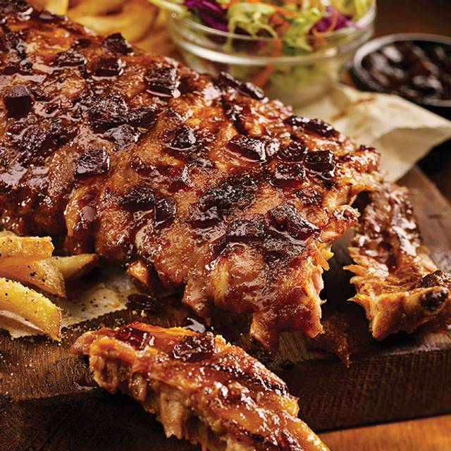 Fridays Signature Whiskey-Glazed Big Ribs - TGI FRIDAYS - Vernon Hills, Vernon Hills, IL