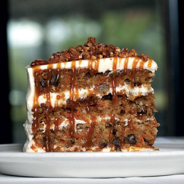 Carrot Cake - Truluck's Seafood, Steak and Crab House - Downtown Chicago, Chicago, IL