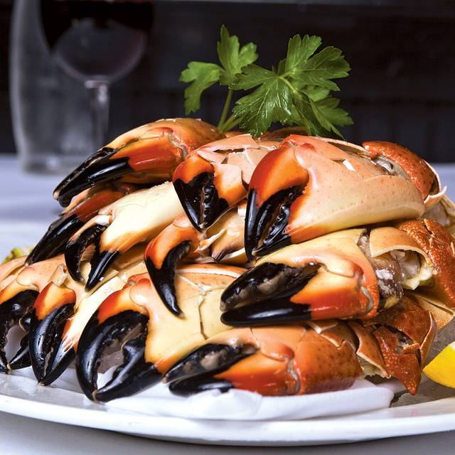Florida Stone Crab - Truluck's Seafood, Steak and Crab House - Downtown Chicago, Chicago, IL