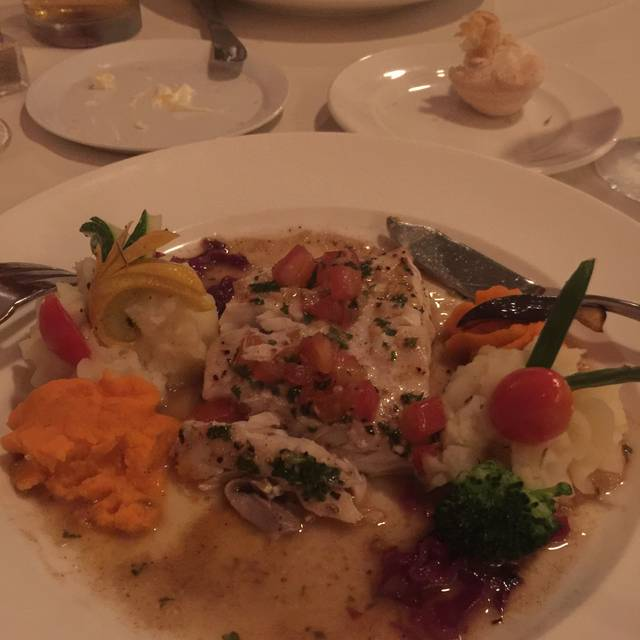 Bouchard Restaurant and Inn, Newport, RI