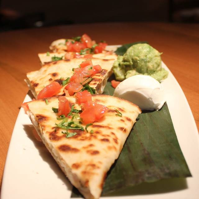 Quesadillas - Cantina Laredo, Denver, CO