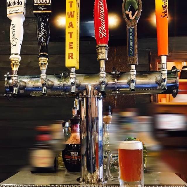 Beer Tap - Armando's Mexican Restaurant, Detroit, MI