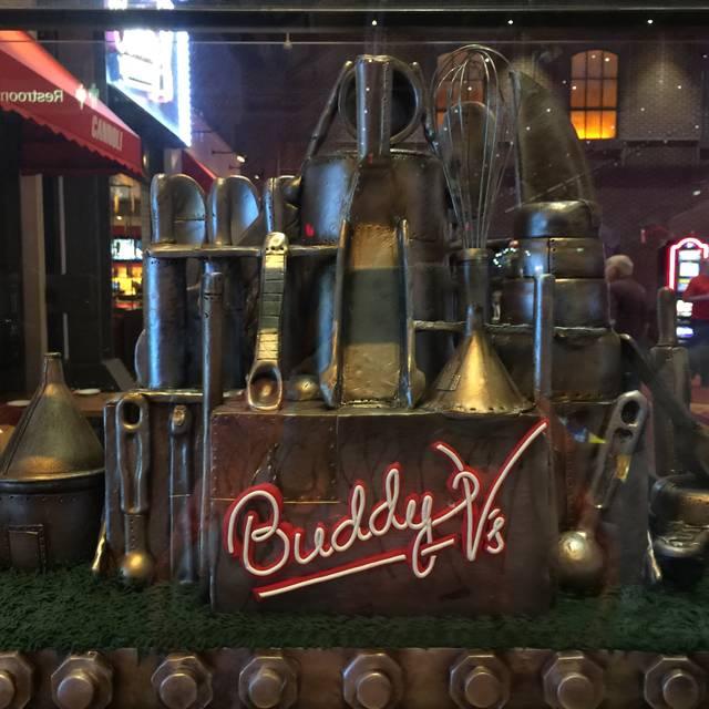 Buddy V's Ristorante, Bethlehem, PA
