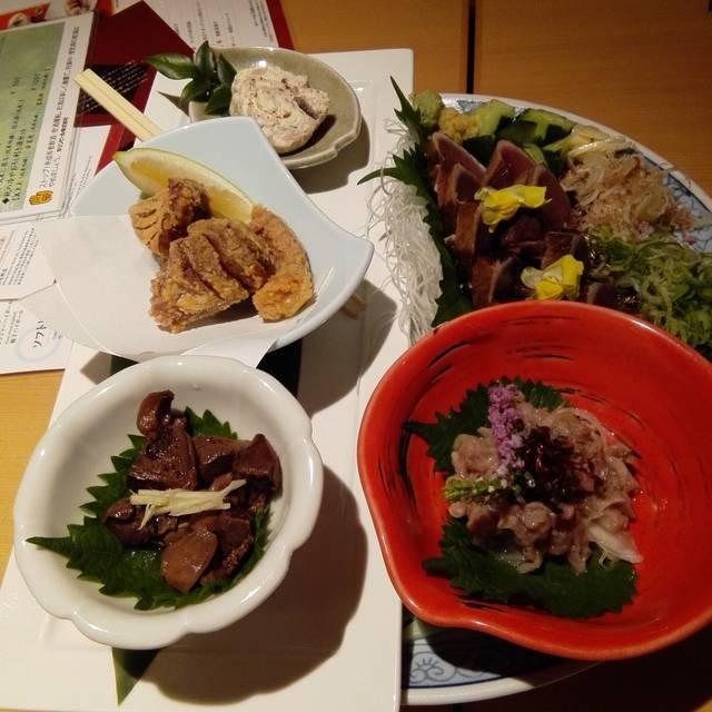 Tosa Dining おきゃく, 中央区, 東京都