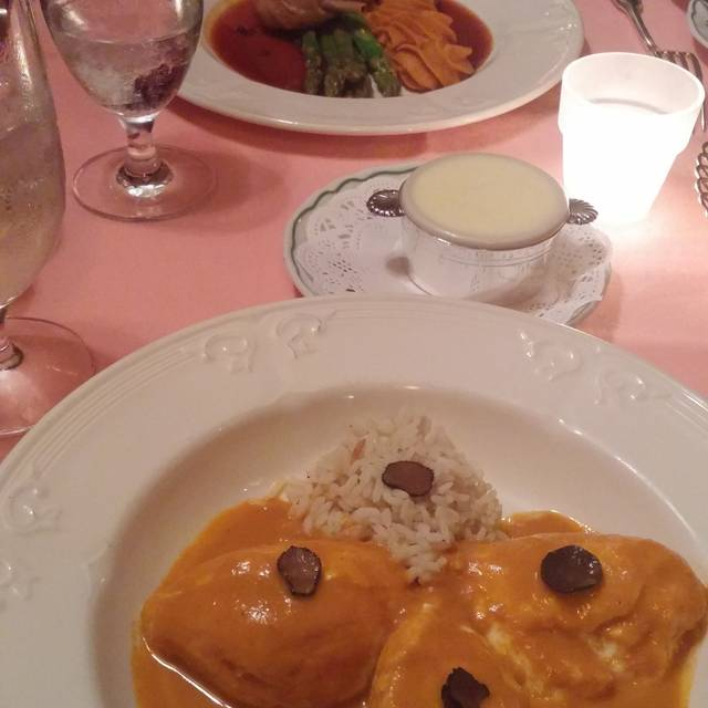 La Cremaillere Restaurant, Bedford, NY