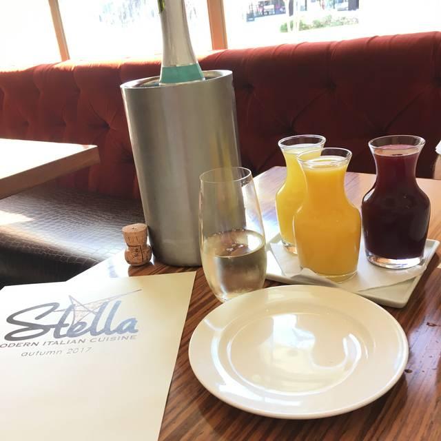 Stella Modern Italian Cuisine, Oklahoma City, OK