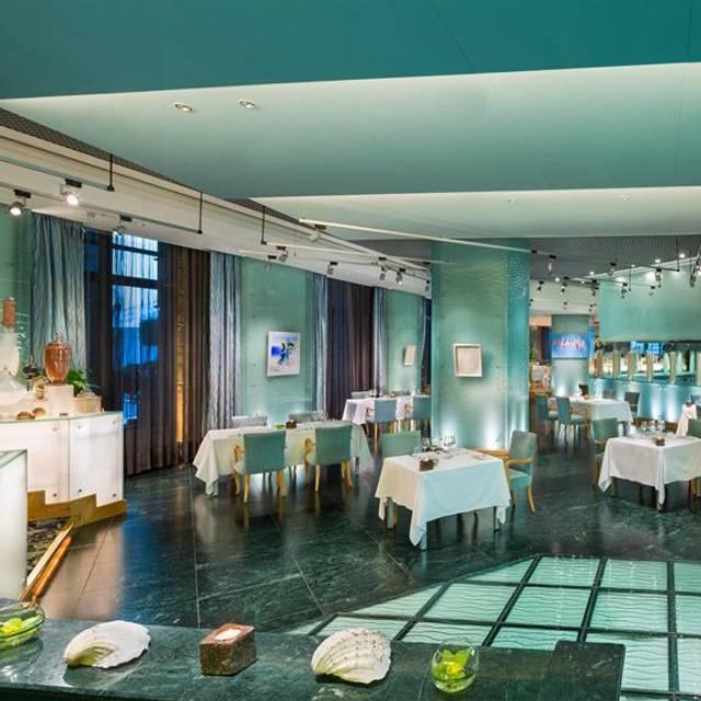Sayad Seafood Restaurant Abu Dhabi