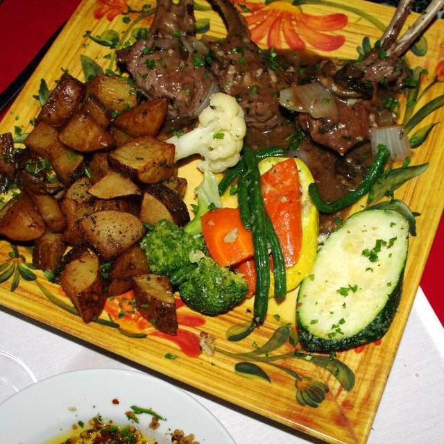 Odyssey Italian Restaurant & Wine Bar, Denver, CO