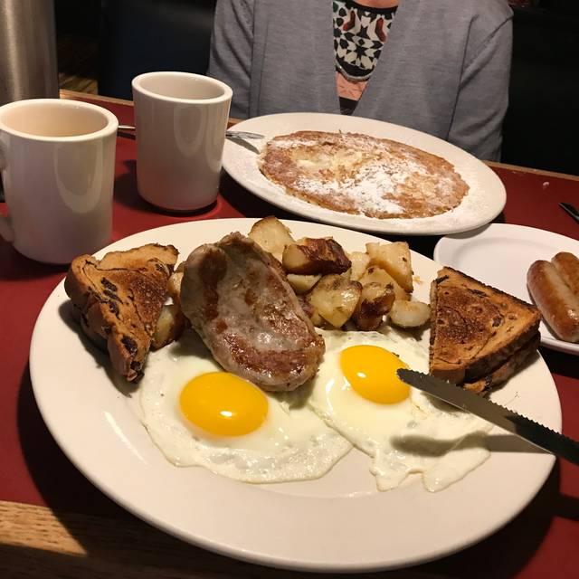 Café Routier, Westbrook, CT