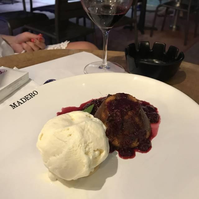 Madero Steakhouse Miami Beach Fl