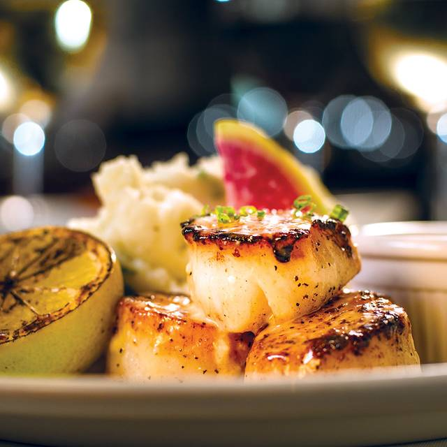 Trulucks Panseared Scallops - Truluck's Seafood, Steak and Crab House - Naples, Naples, FL