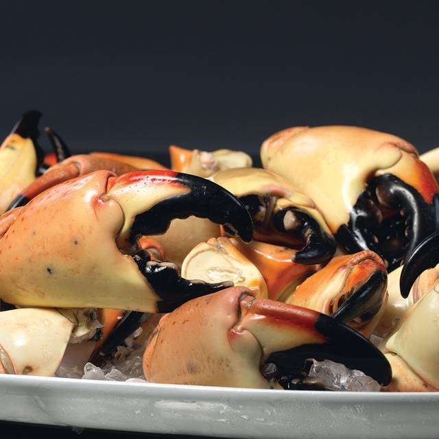 Trulucks Florida Stone Crab - Truluck's Seafood, Steak and Crab House - Naples, Naples, FL