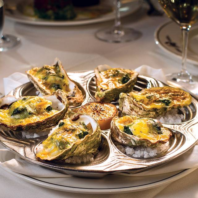 Truluck's Oysters Rockefeller - Truluck's Seafood, Steak and Crab House - Austin Downtown, Austin, TX