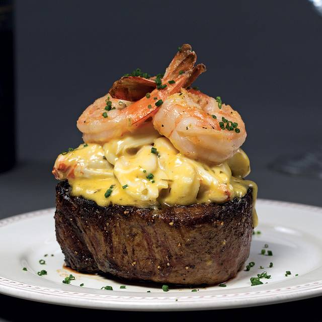 Truluck's Chef's Filet - Truluck's Seafood, Steak and Crab House - Houston, Houston, TX