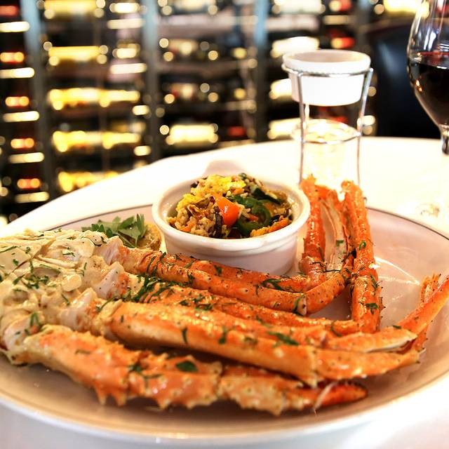 Truluck's King Crab Clusters - Truluck's Seafood, Steak and Crab House - Houston, Houston, TX