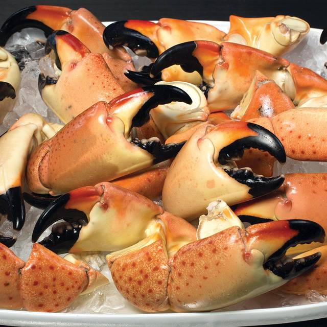Truluck's Florida Stone Crab - Truluck's Seafood, Steak and Crab House - Miami, Miami, FL