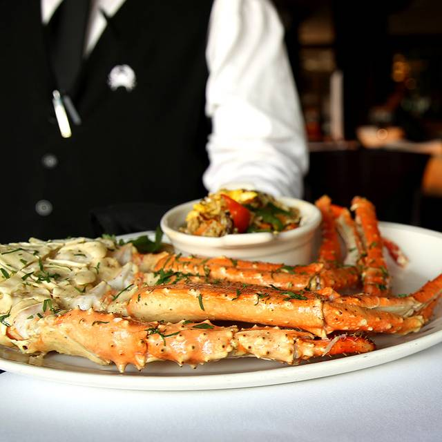 Truluck's King Crab Cluster - Truluck's Seafood, Steak and Crab House - Miami, Miami, FL
