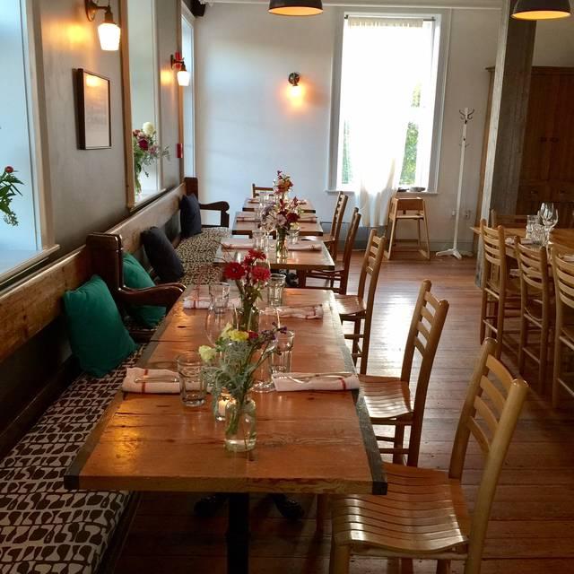 Nina June Restaurant Rockport Me Opentable