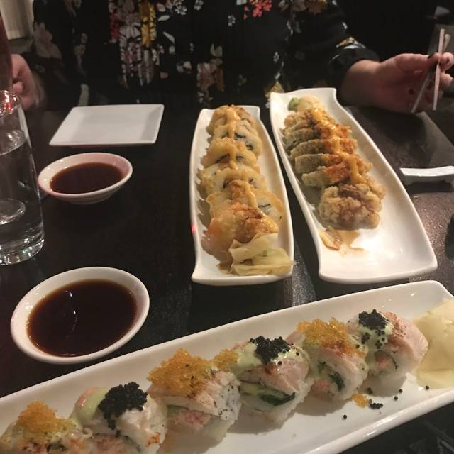 Japonessa Sushi Cocina, Seattle, WA
