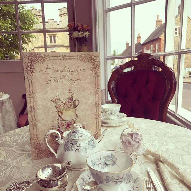 Buckingham Tea Room, Buckingham, Buckinghamshire