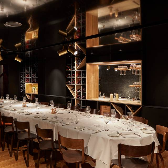 Private Dining - Enoteca Turi, London