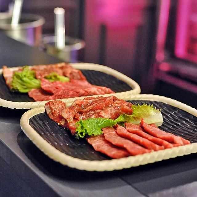 Opentable Korean Food Midtown New York
