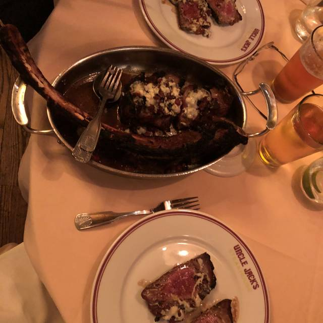 Uncle Jack's Steakhouse - Midtown 56th Street, New York, NY