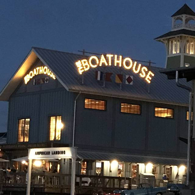 The Boathouse, Lake Buena Vista, FL