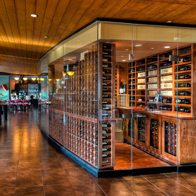 Wine Cellar - Brasa Brazilian Steakhouse - Niagara Falls, Niagara Falls, ON