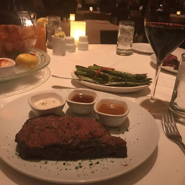 Fleming's Steakhouse - Tucson, Tucson, AZ