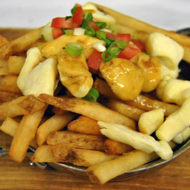 Tundra Poutine | russet fries - Tundra Restaurant & Bar, Toronto, ON