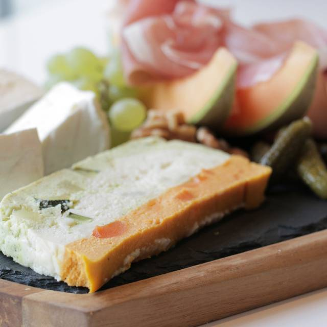cold cut plate - Bistro 41 by Faubourg, Vancouver, BC
