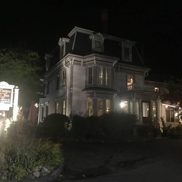 Hartstone Inn, Camden, ME