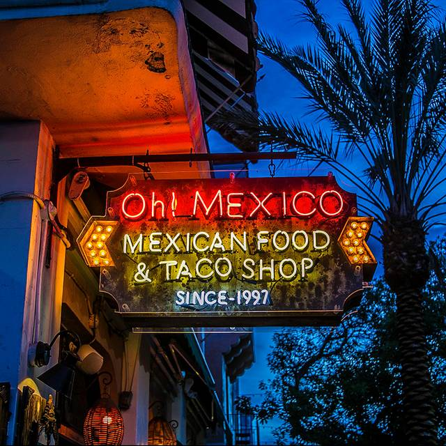 Oh Mexico, Miami Beach, FL