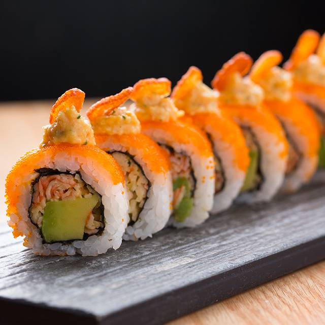 California dreams roll - SushiClub, Coral Gables, FL